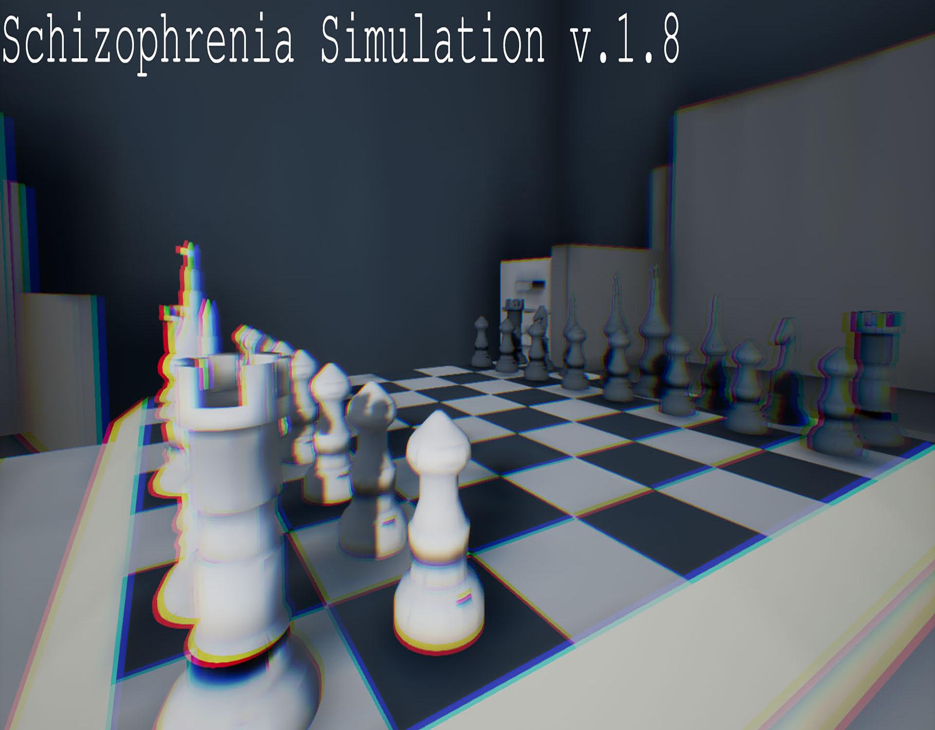 Schizophrenic Gamer