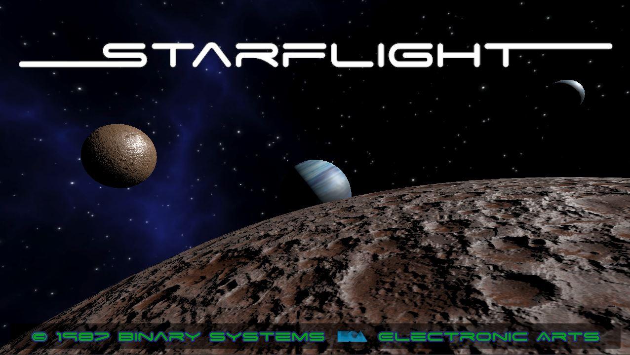 Starflight: The Remaking of a Legend