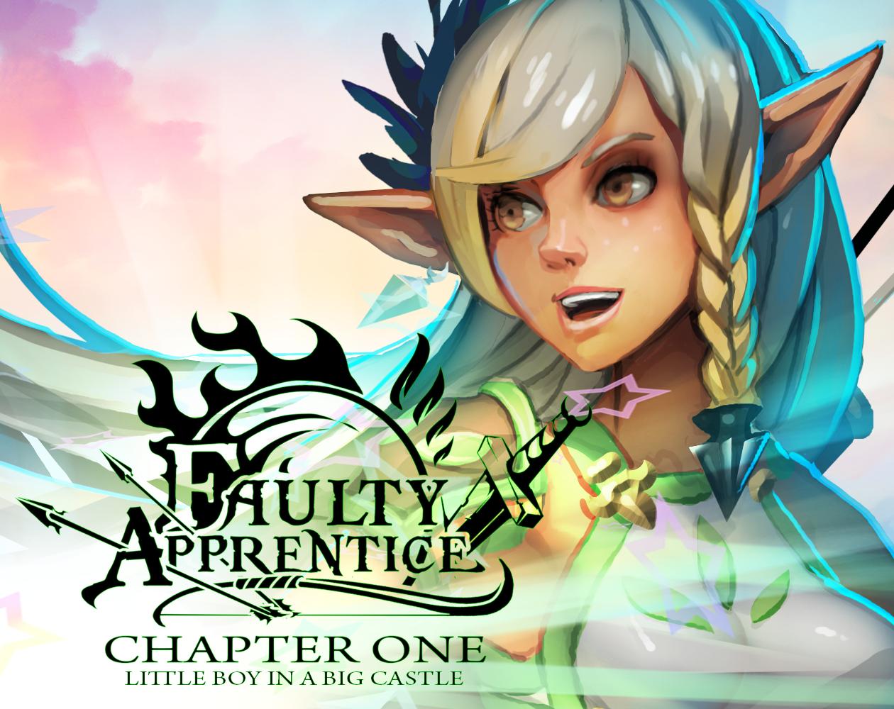 Faulty Apprentice - Fantasy visual novel Windows, Mac game ...