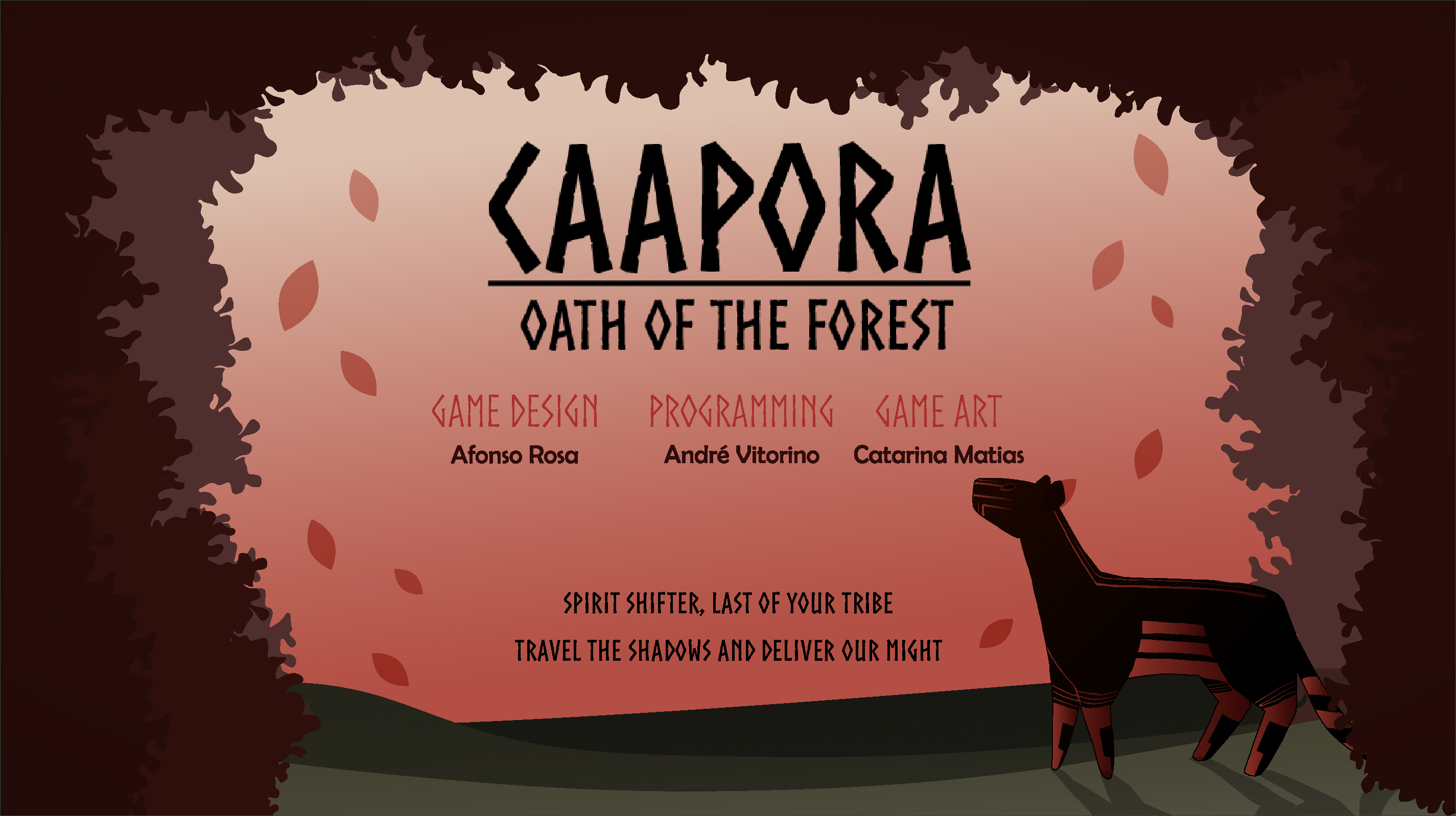 Caapora - Oath of the Forest Introduction Credits