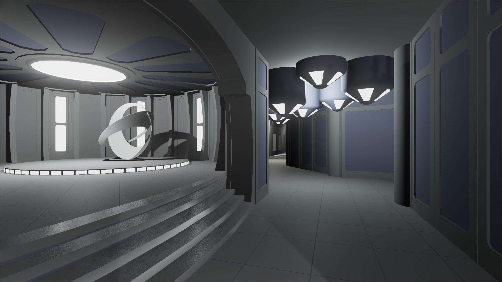 Cloud City Elevator Area 2 Image Star Wars Battlecry