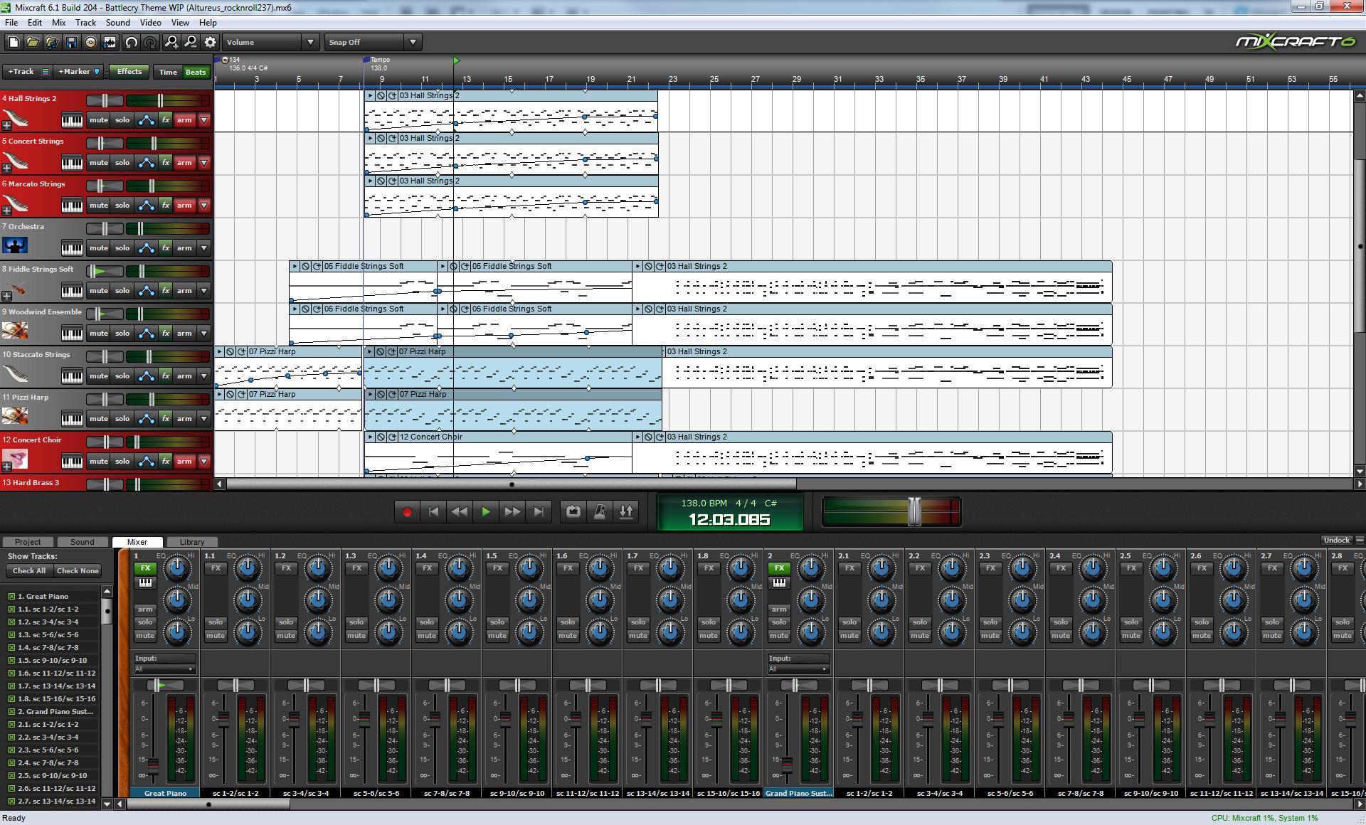 mixcraft 6