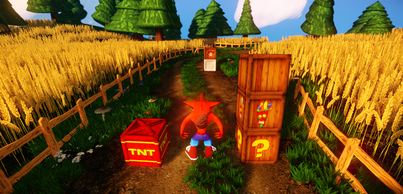Crash Bandicoot 1 Pc