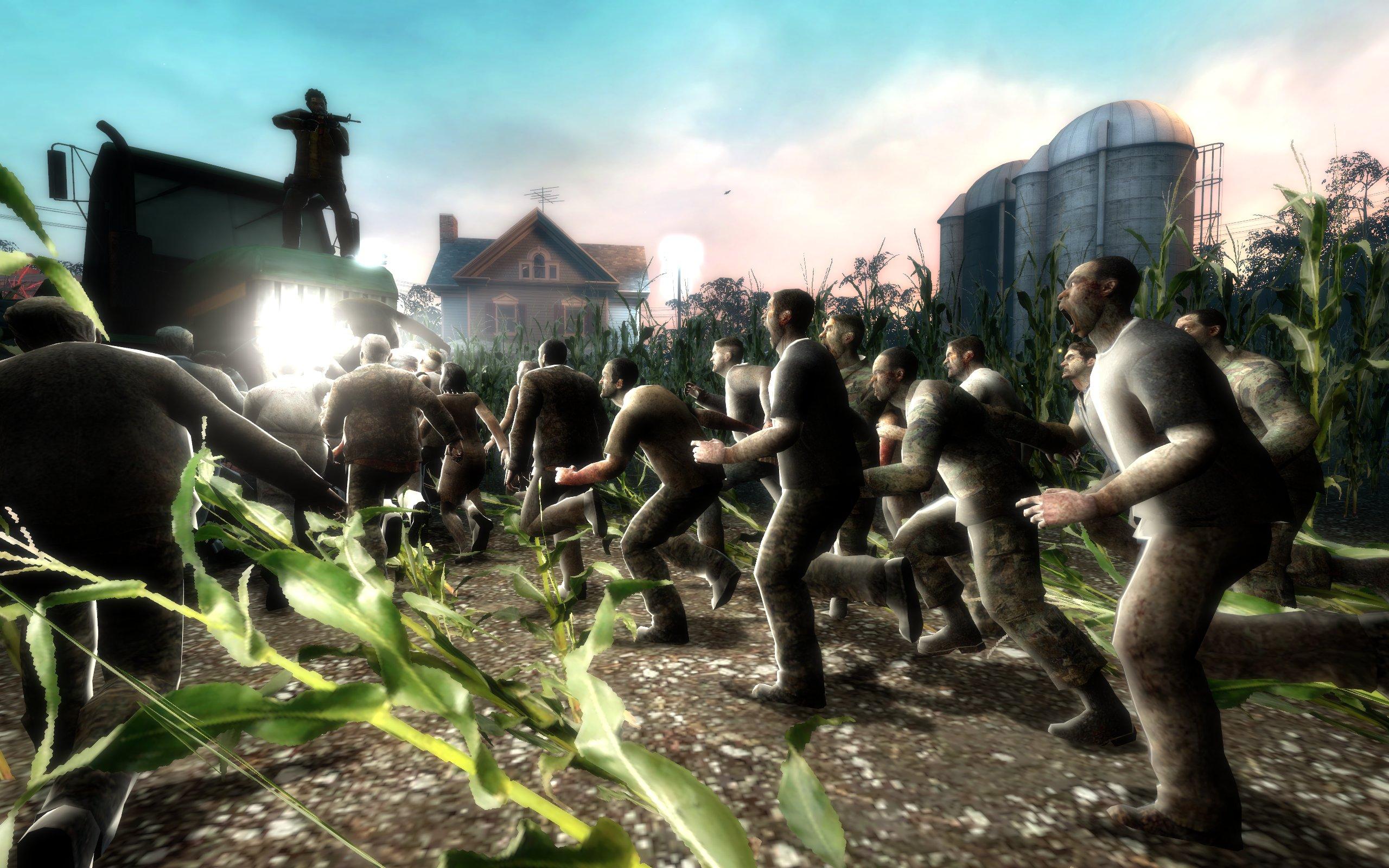 Left 4 Dead image - Source Developers - Indie DB