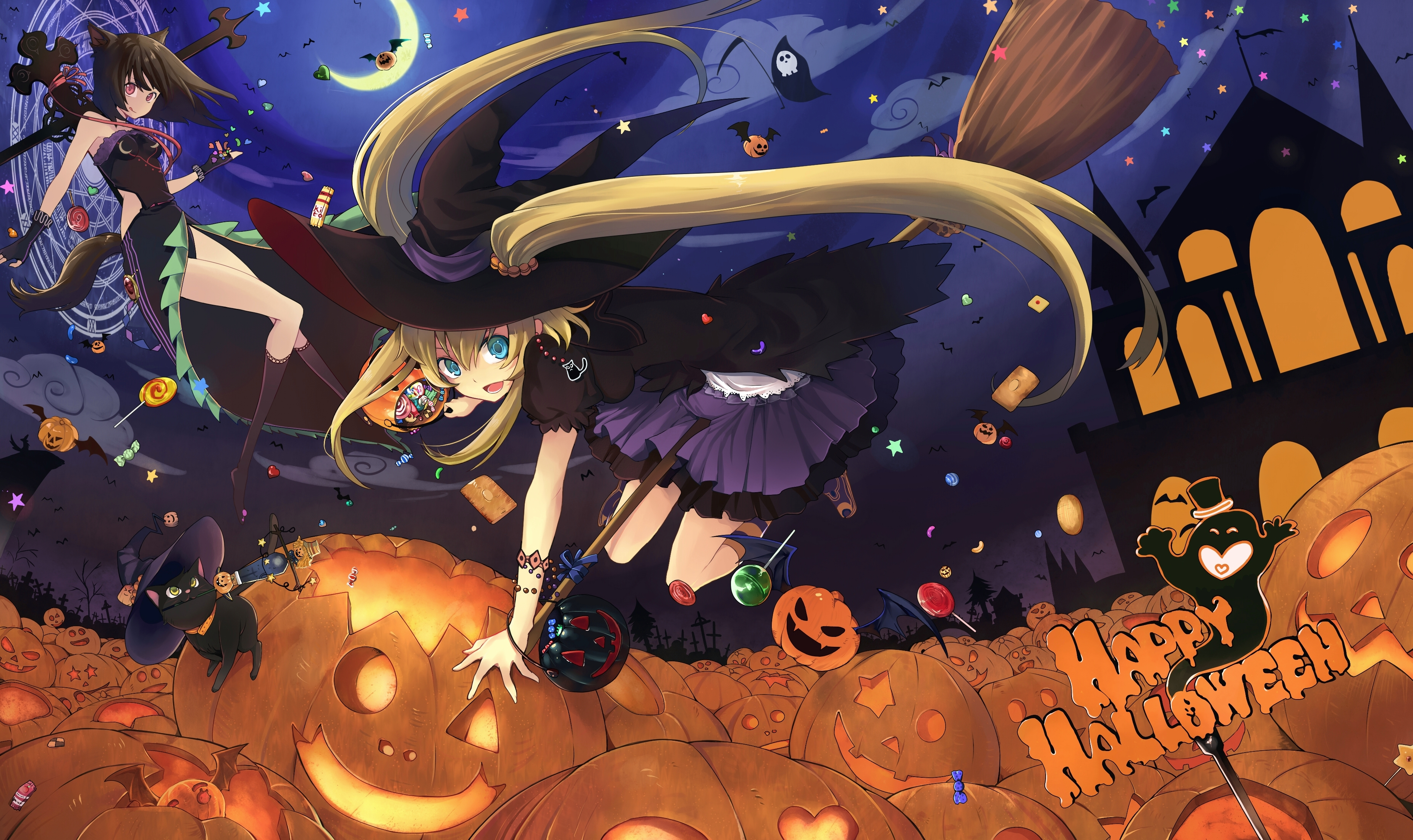 Happy Halloween Anime Fans Of ModDB 2015 image - Indie DB