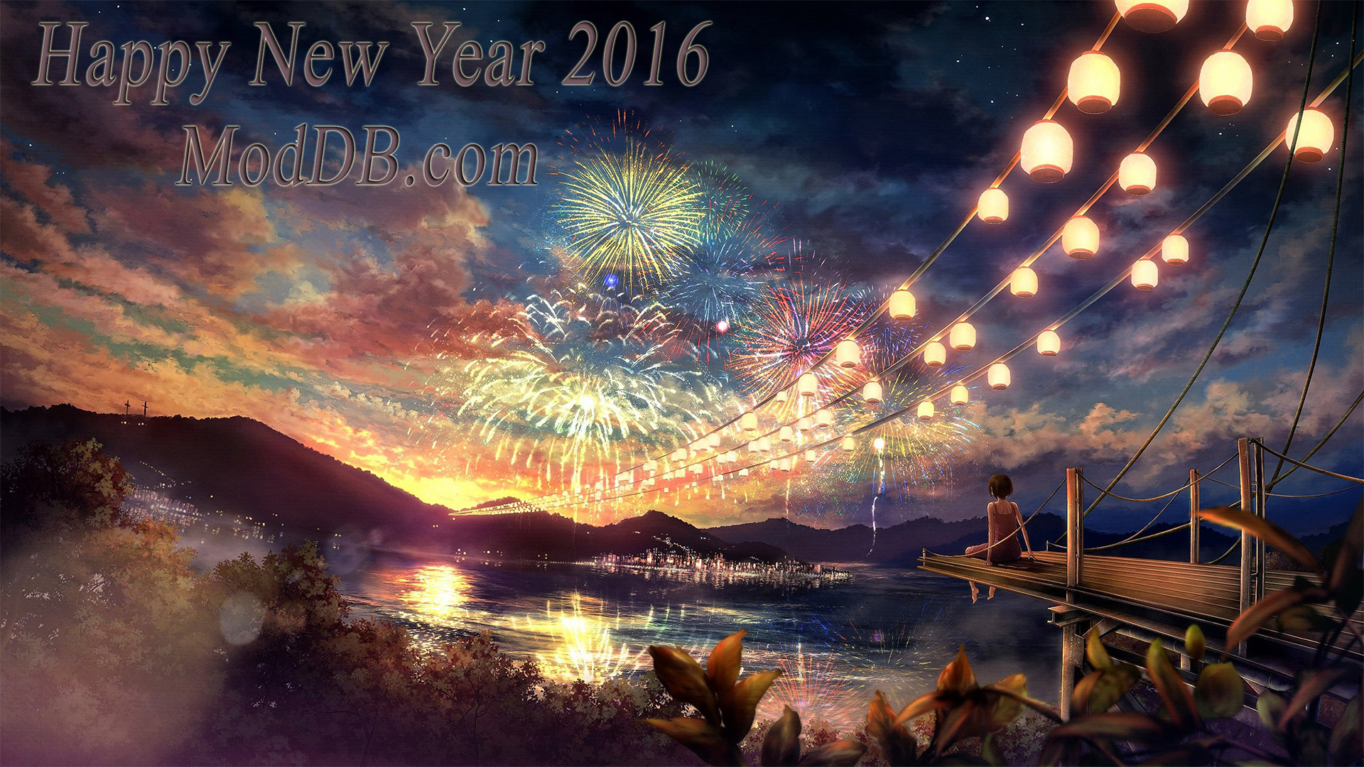 happy new year 2016 view original