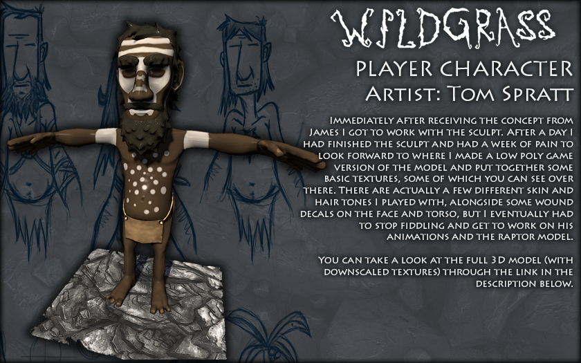 Caveman- Player Character