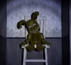Fnaf 4 Plushtrap Image Clyde S Group Of Sweg Indie Db