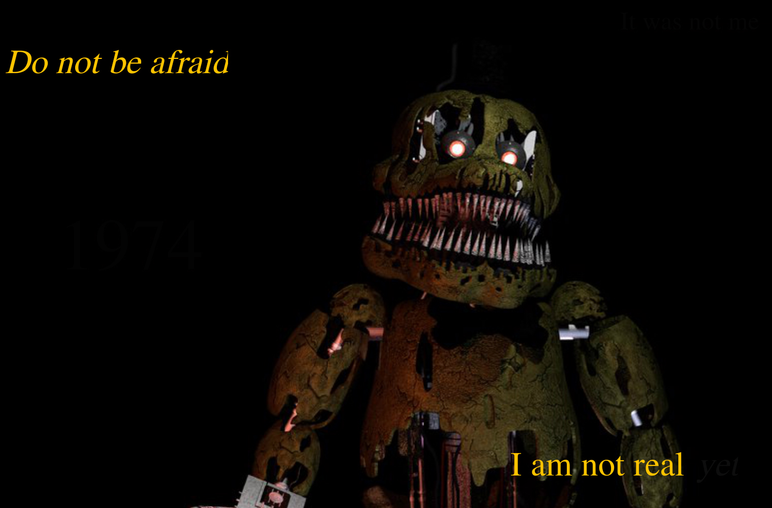 the four restless fears image fnaf fan games and theories indie db