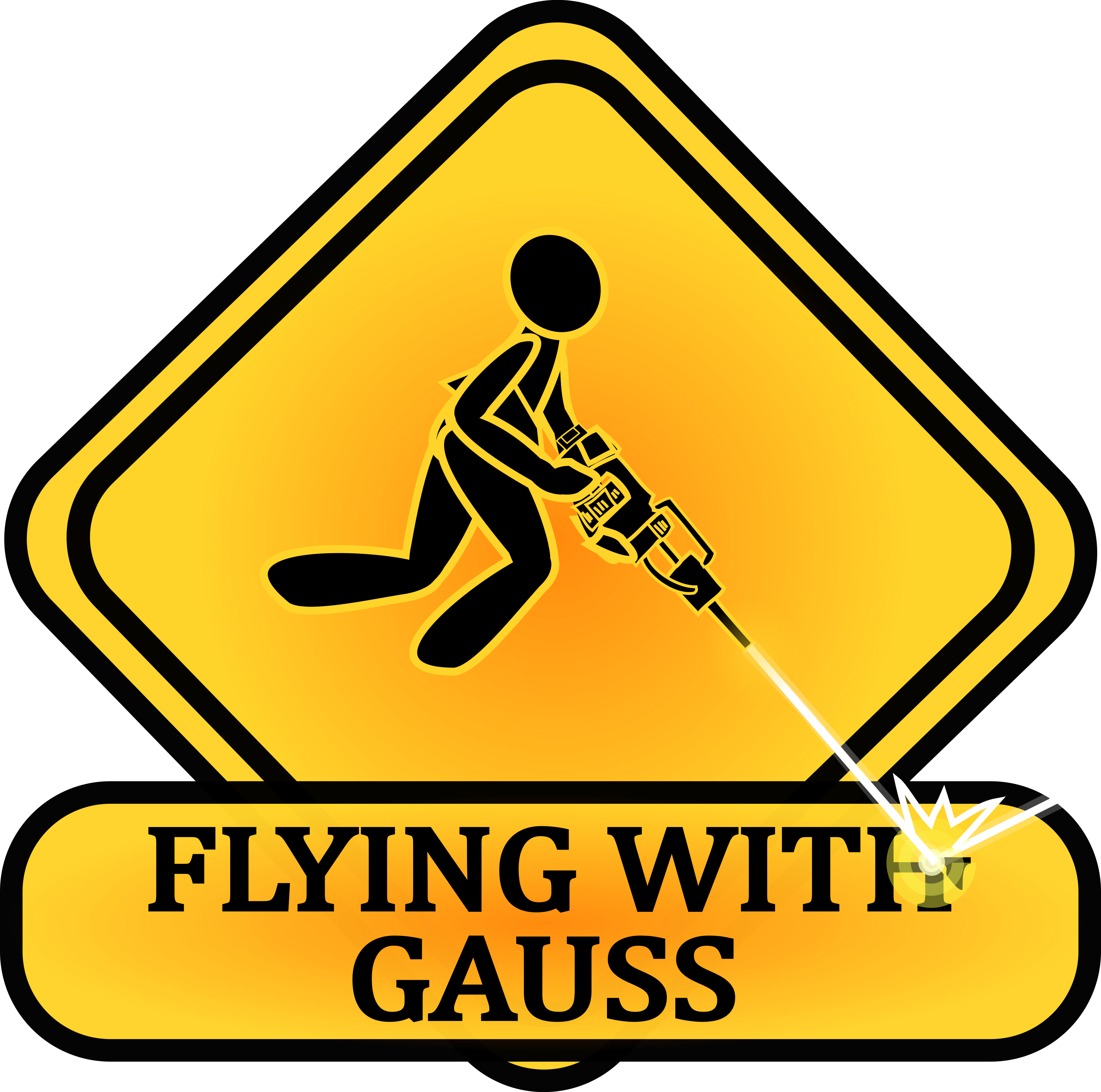 Flying With Gauss