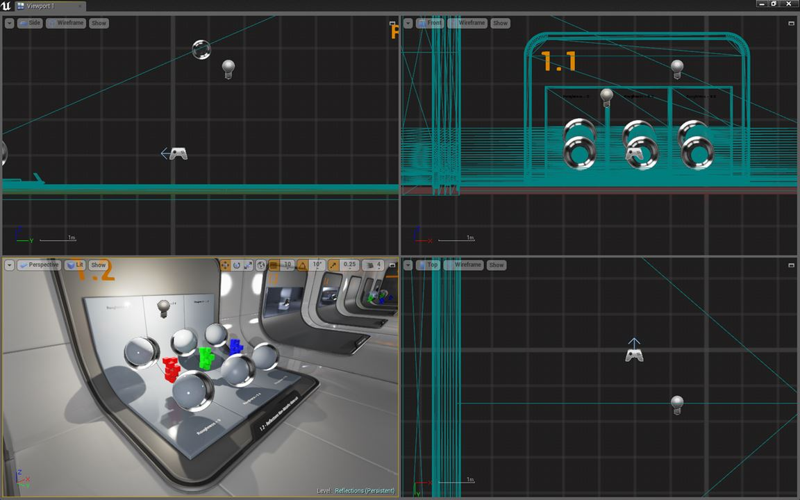 Viewports image - Unreal Engine 4 Games - Indie DB