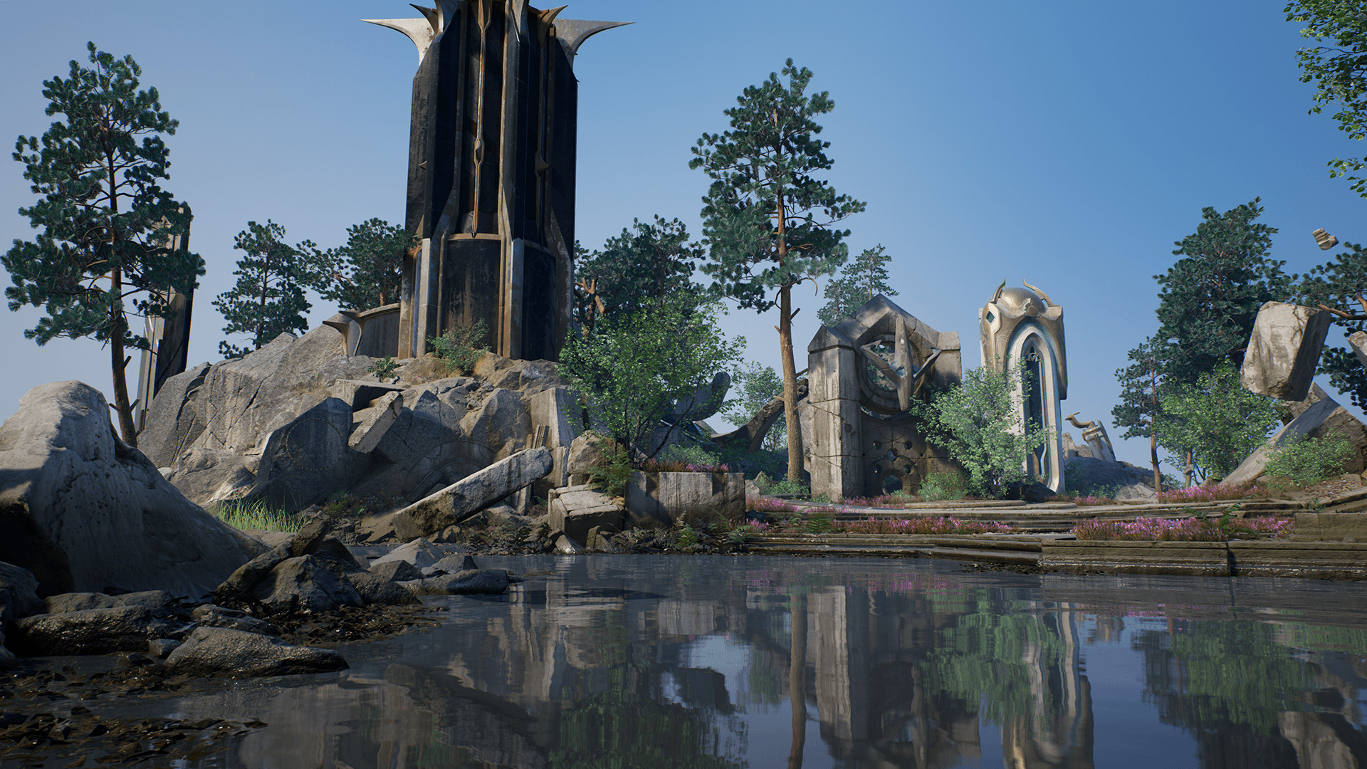 Paragon assets are released for free image - Unreal Engine 4 Games