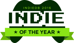 Vote for us in the 2016 Indie of the Year Awards