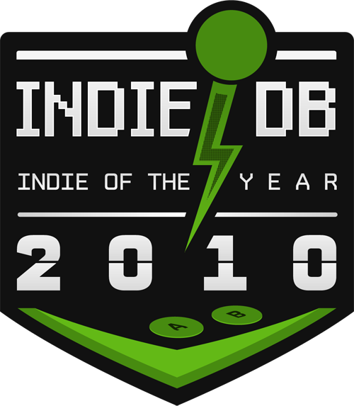 Vote for us in the 2010 Indie of the Year Awards