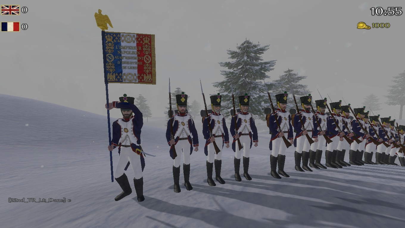 Mount and Musket Battalion developers