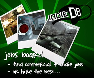 Hire the best via the Indie DB jobs board