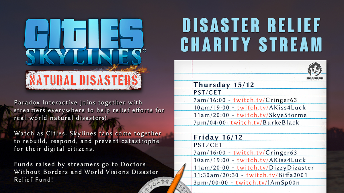 CS Charity Stream 3