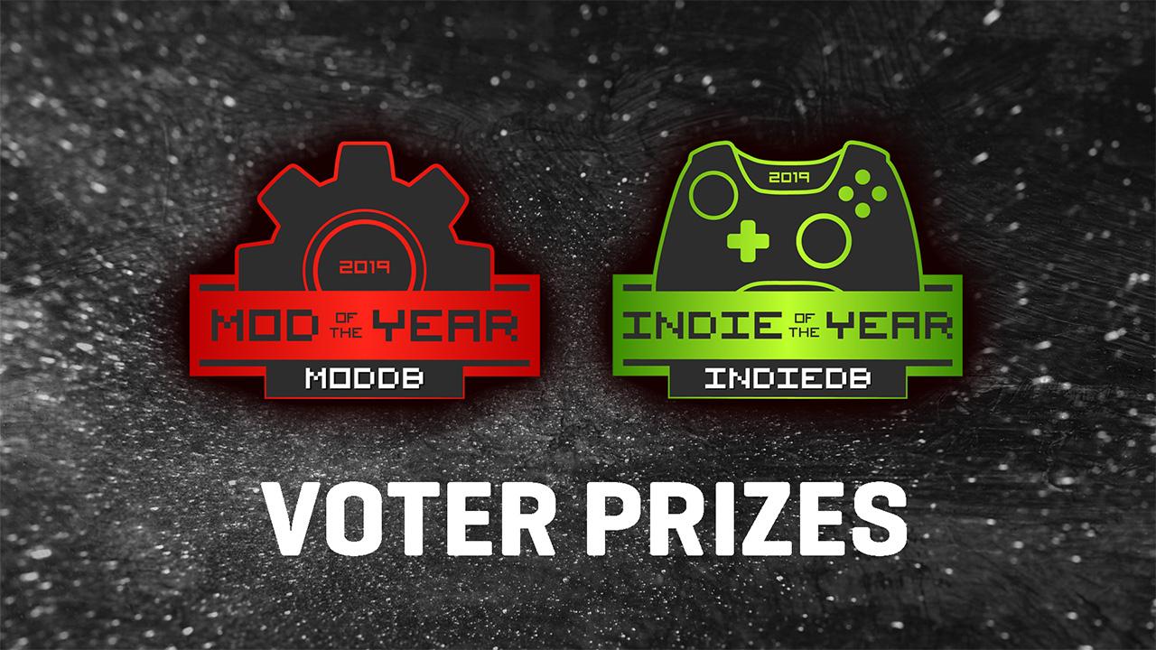 Voter Prizes
