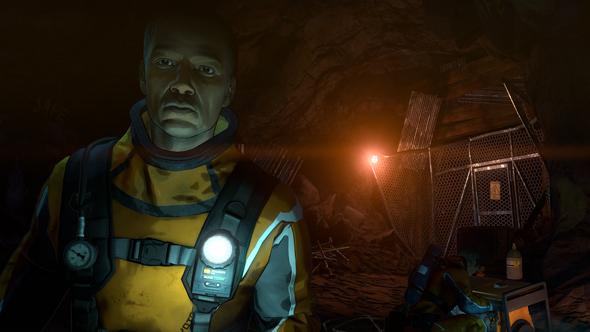 The Descendant Brings Episodic Sci-Fi to NVIDIA Shield