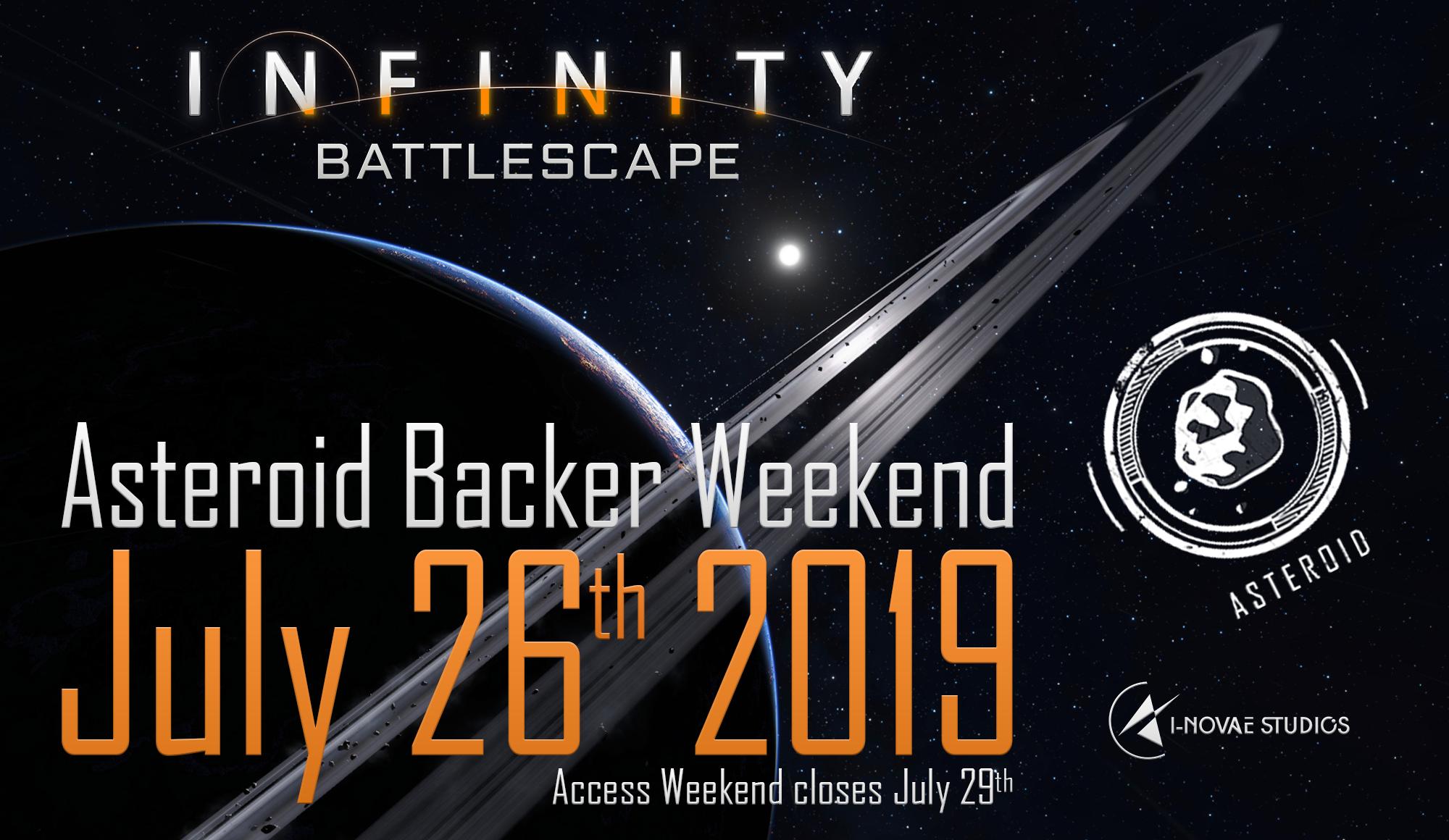 AsteroidBackerWeekend Banner01
