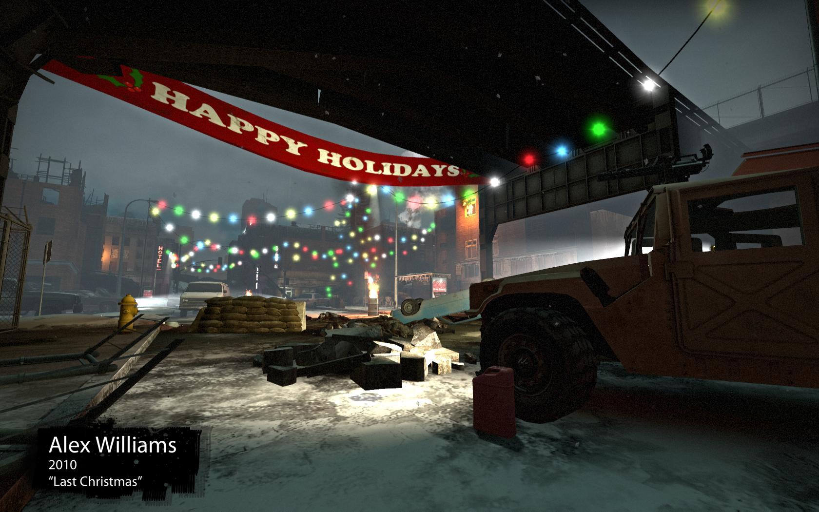 last christmas view original - Last Christmas Original