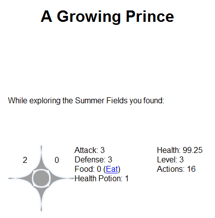 A Growing Prince post compo