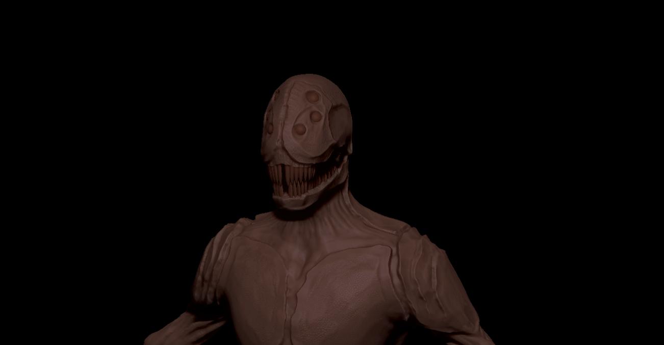 CreatureSculpt001