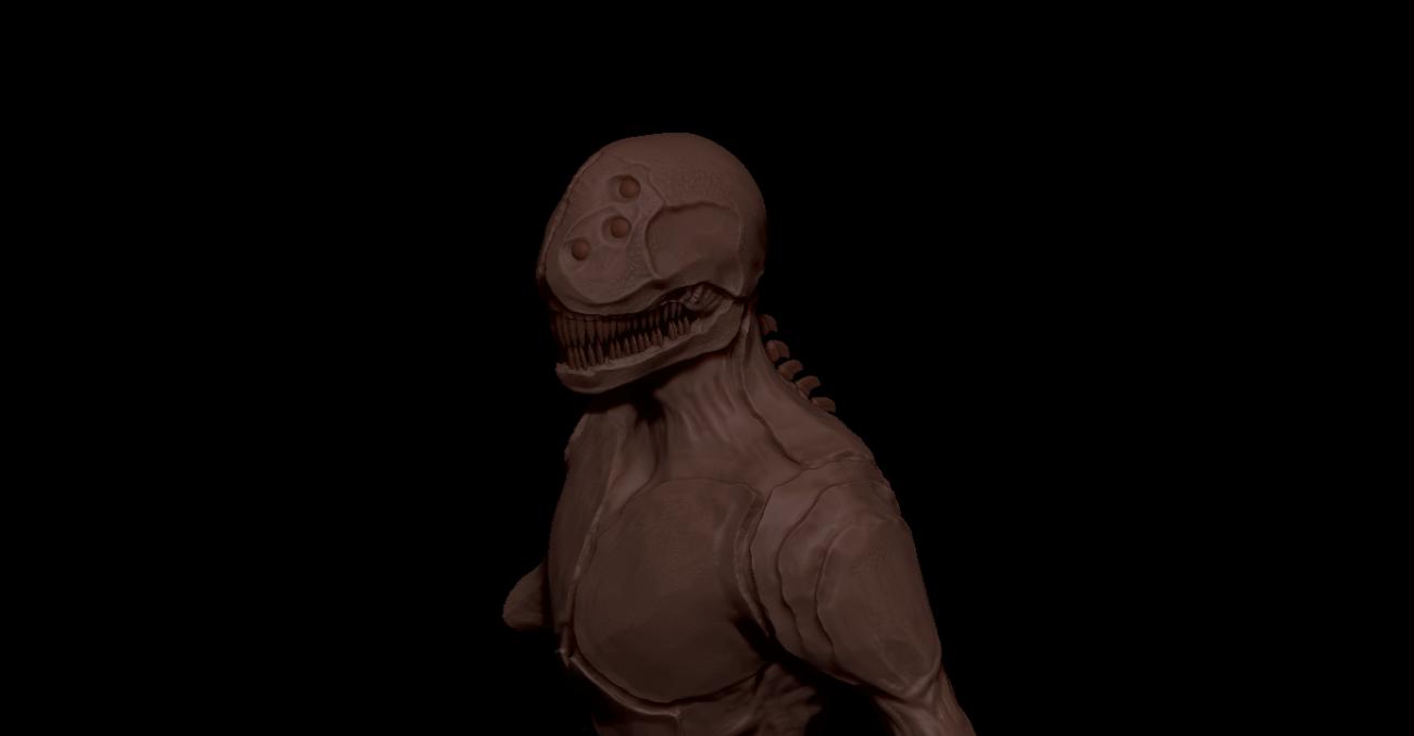 CreatureSculpt002