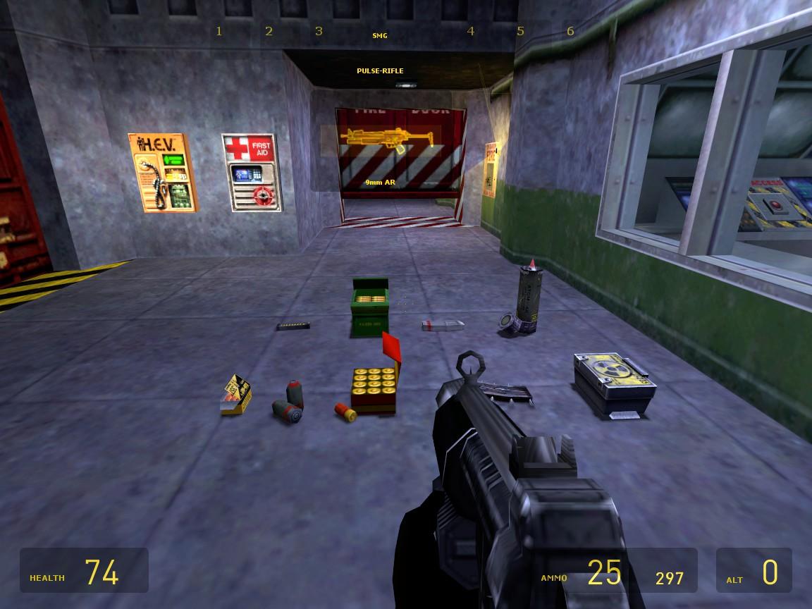 Half Life Source (Mr Technical)