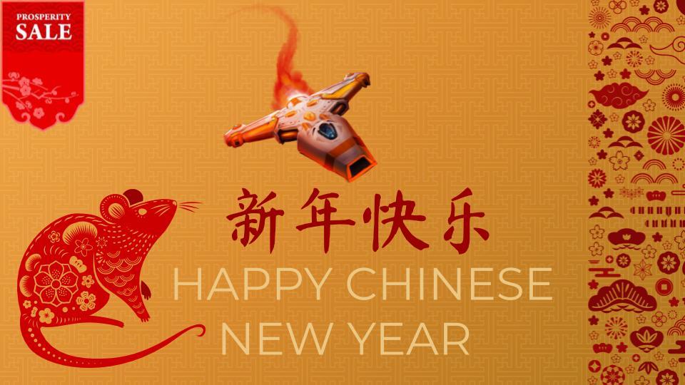 Chinese New Year 2020 SlidesC