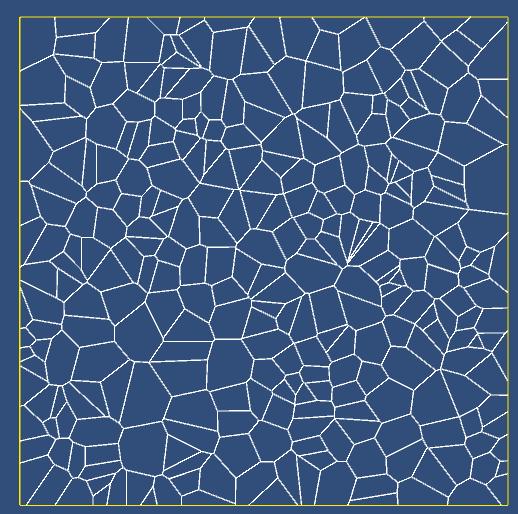 Basic Voronoi