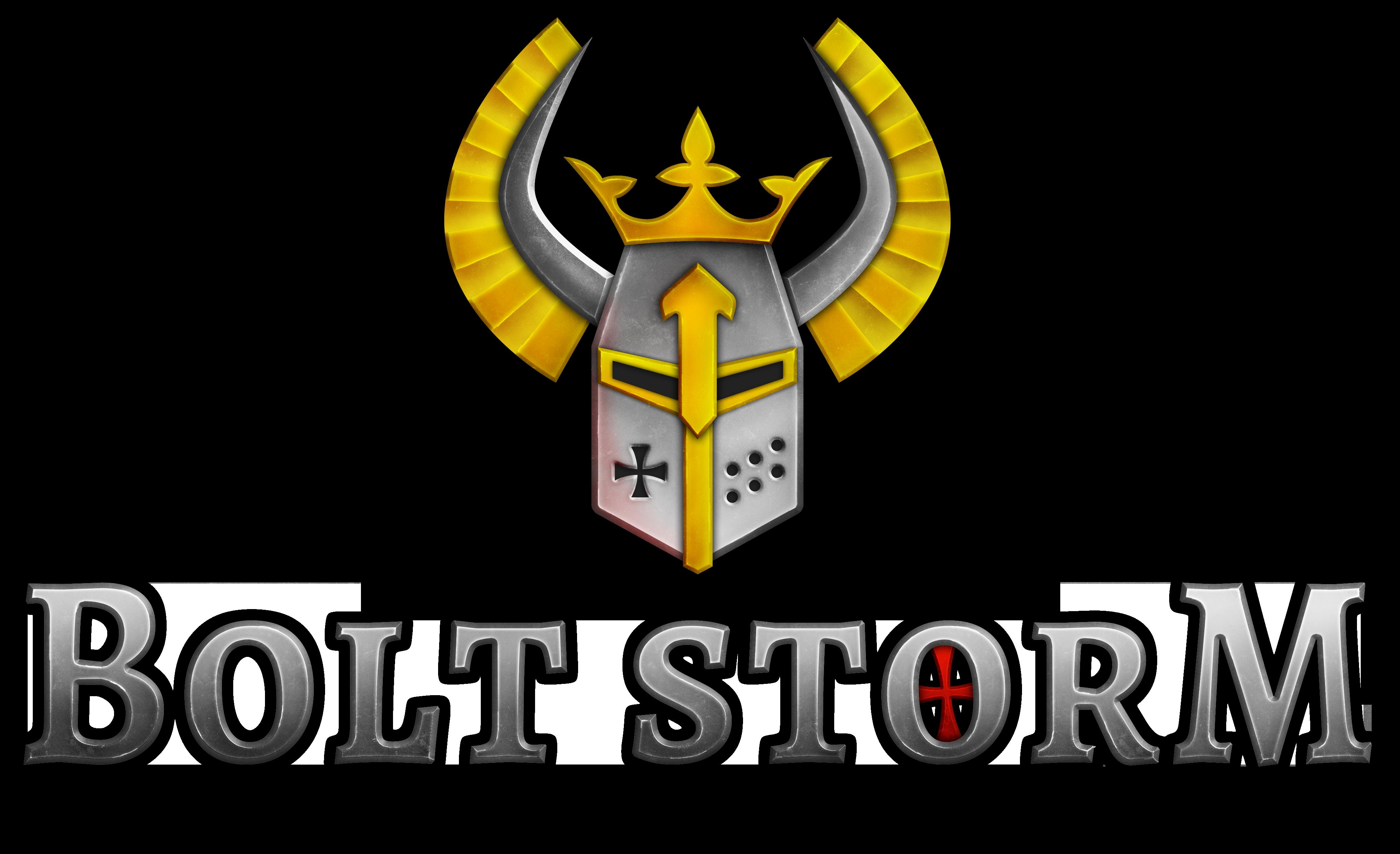 Bolt Storm Logo
