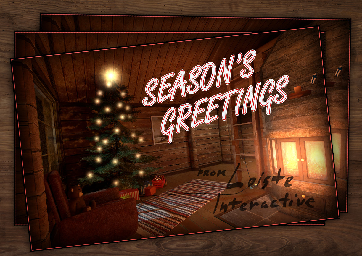 Loiste Seasons greetings