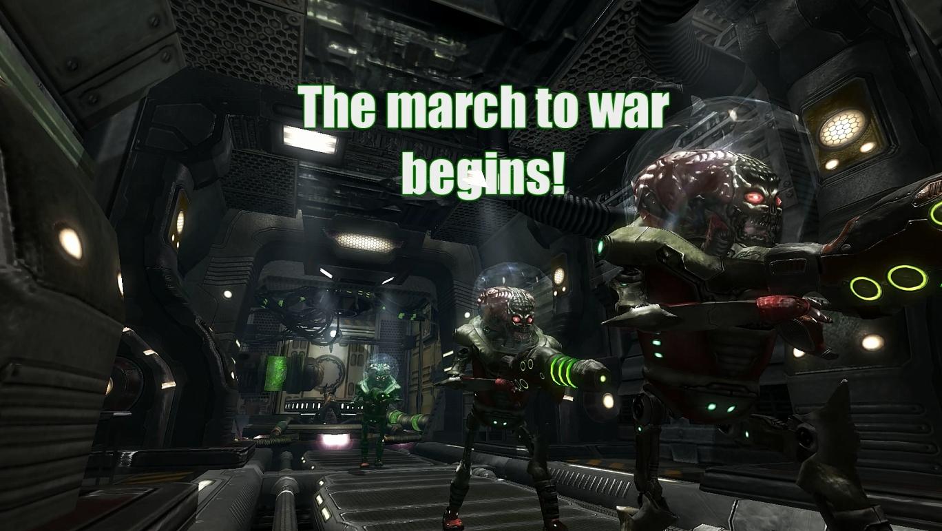 marchtowar