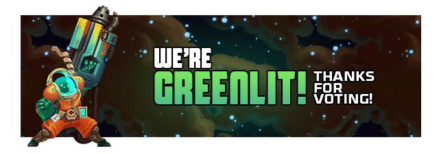 greenlit KSpage