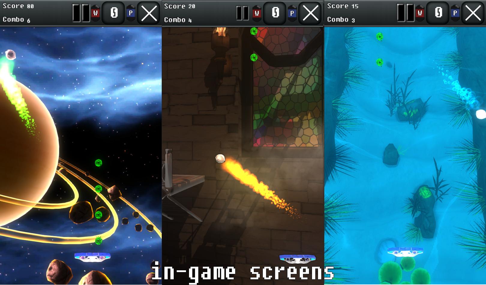 screens x 1