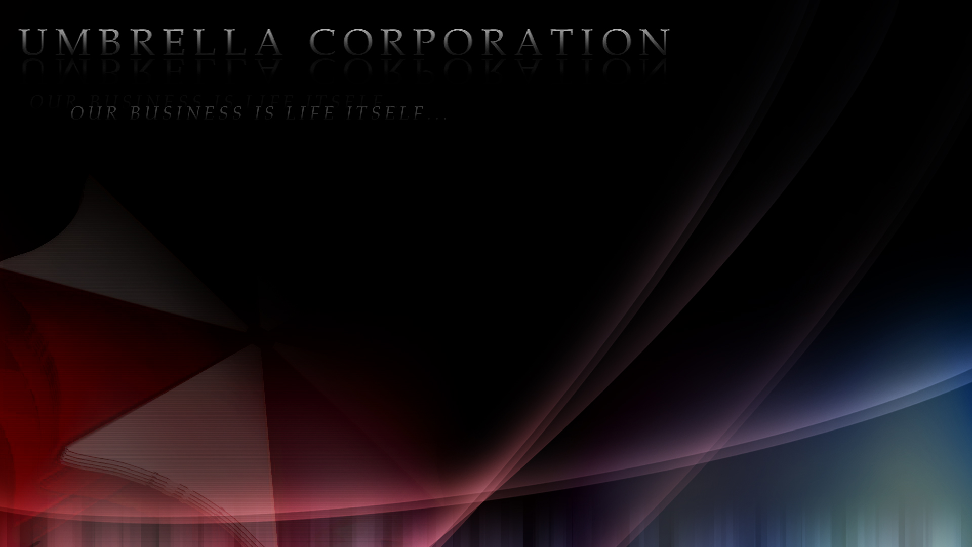 Umbrella corporation wallpaper image umbrellasecrets indie db report rss umbrella corporation wallpaper view original voltagebd Images