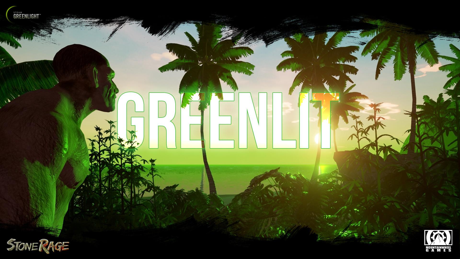 SR Greenlit