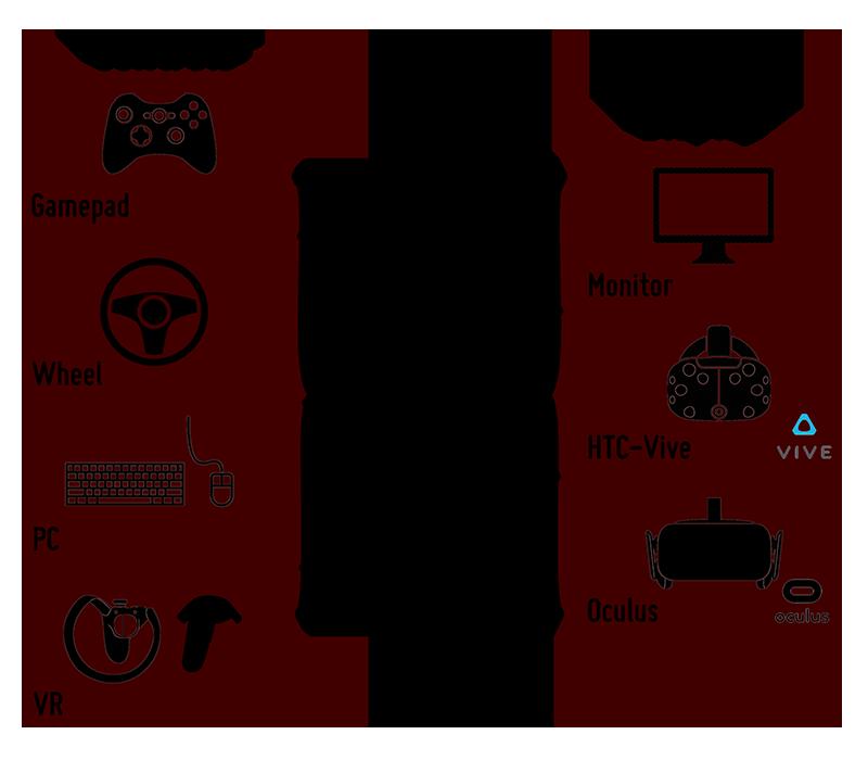 inputs 800 black