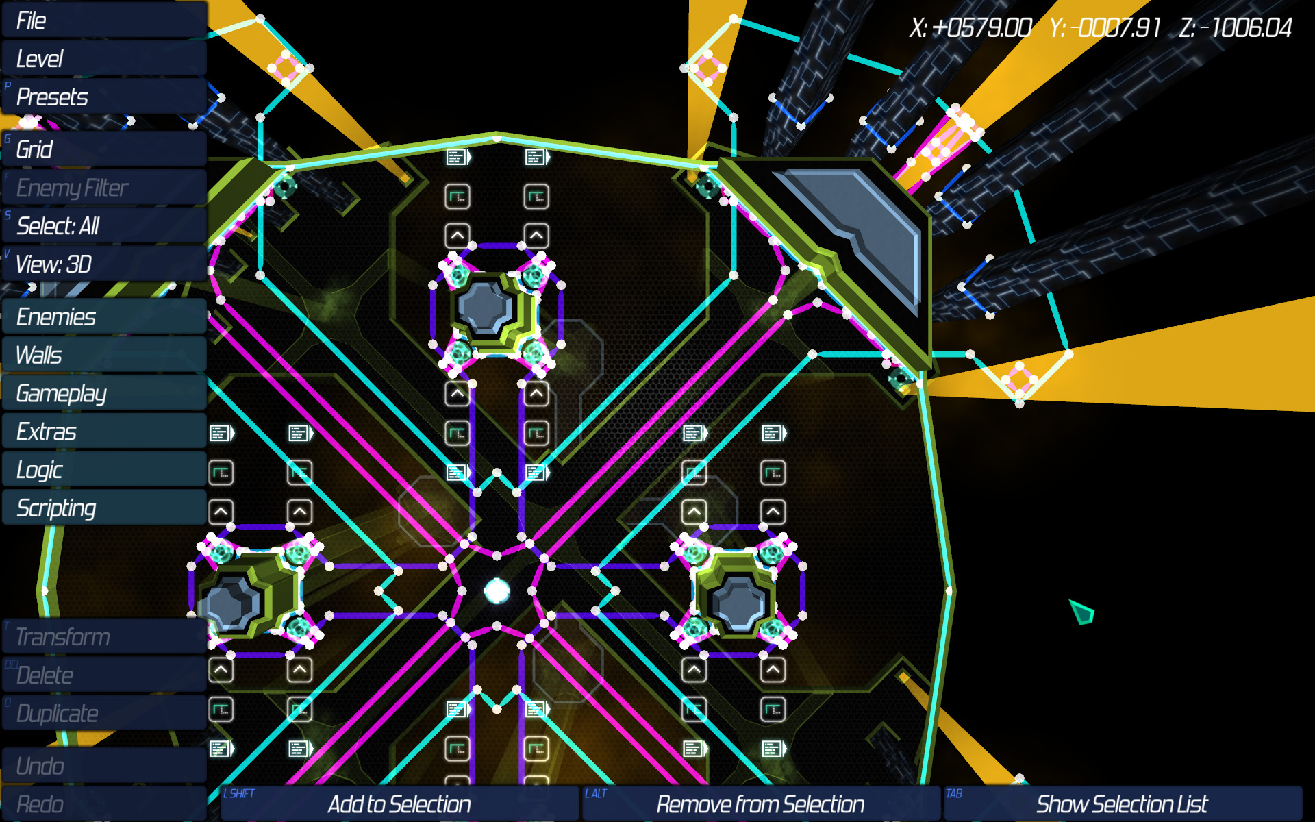 Swarm Universe Modding