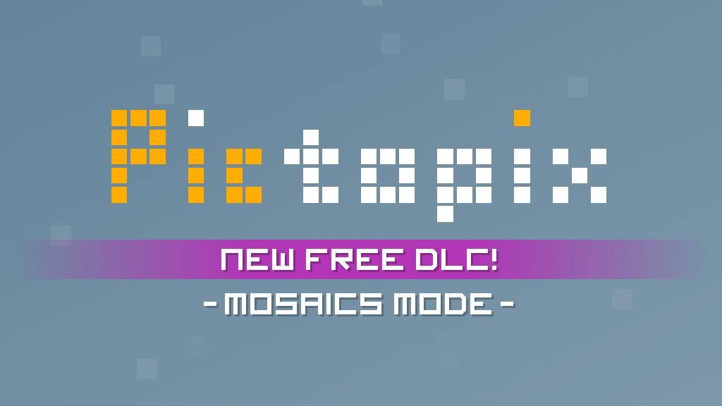 New Free DLC - Mosaics