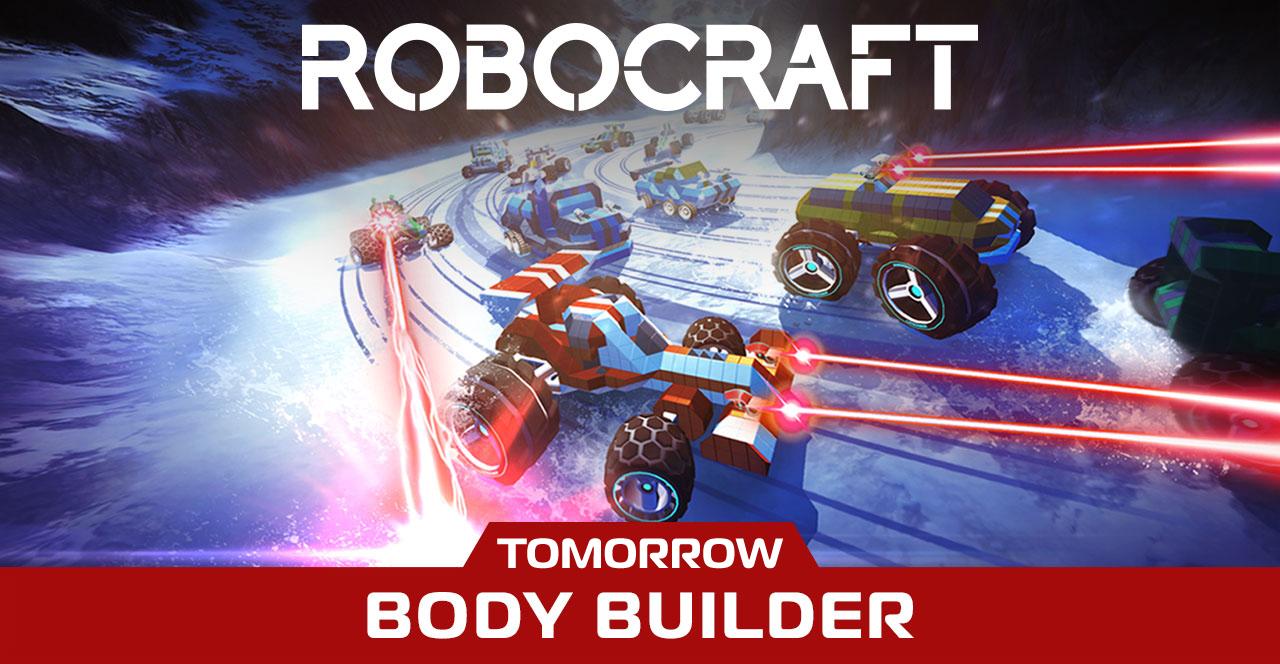 2017 BodyBuilder Tomorrow