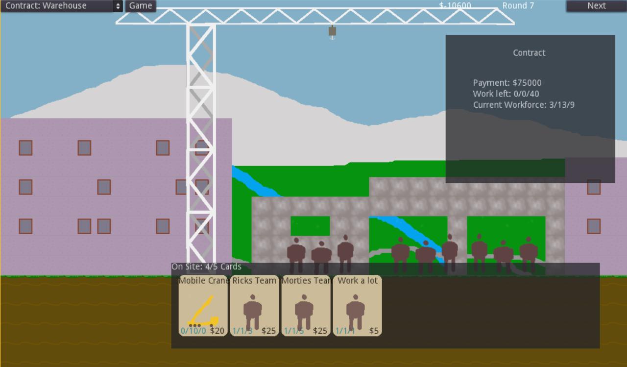 screenshot warehouse