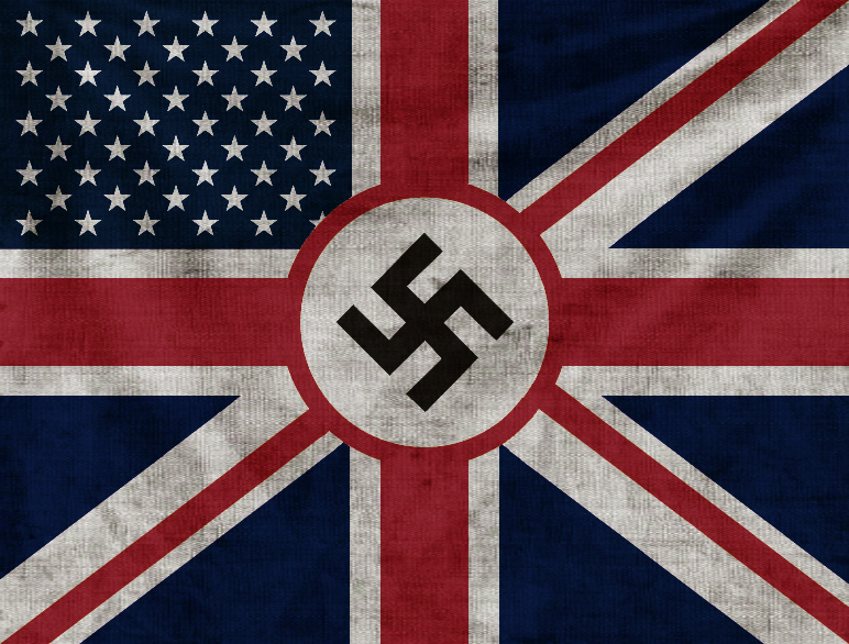 United Nations of the Third Reich flag for games image - War_Crimes
