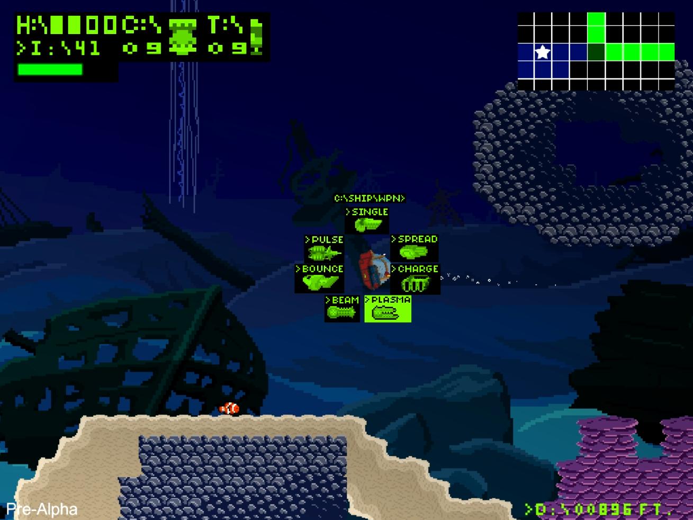 Pre Alpha Screenshot