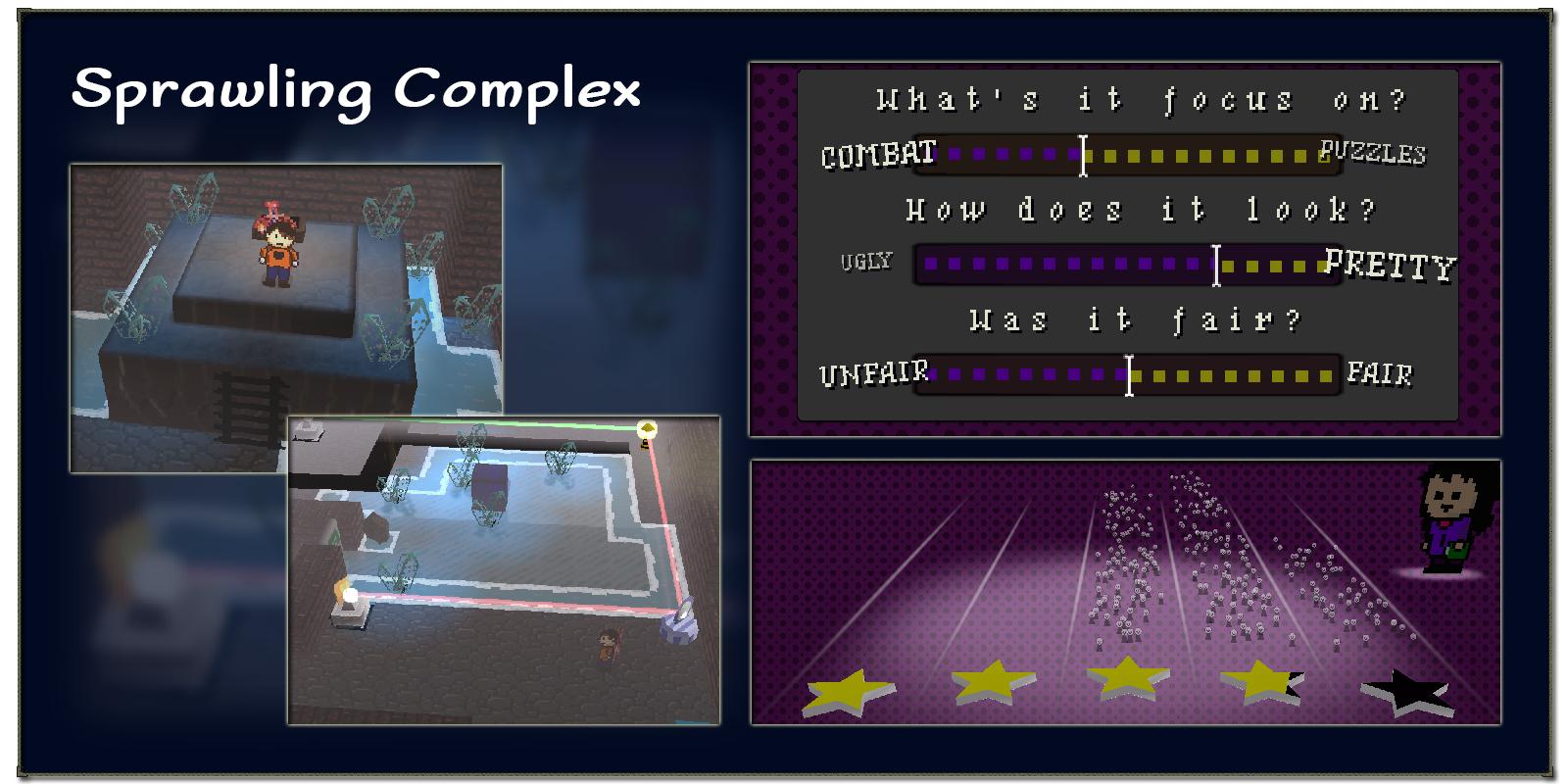 Sprawling Complex