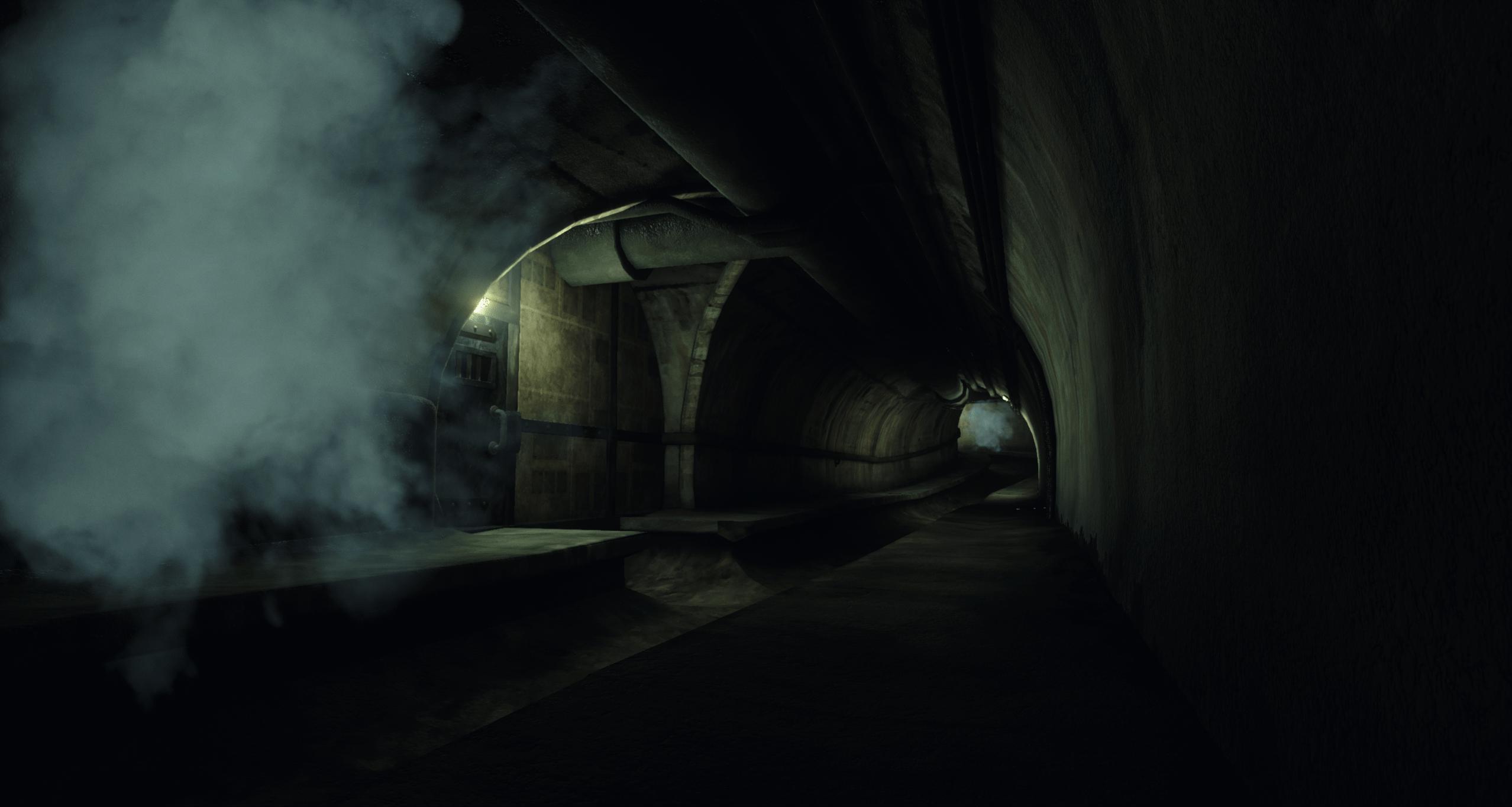 Atlas Park sewers