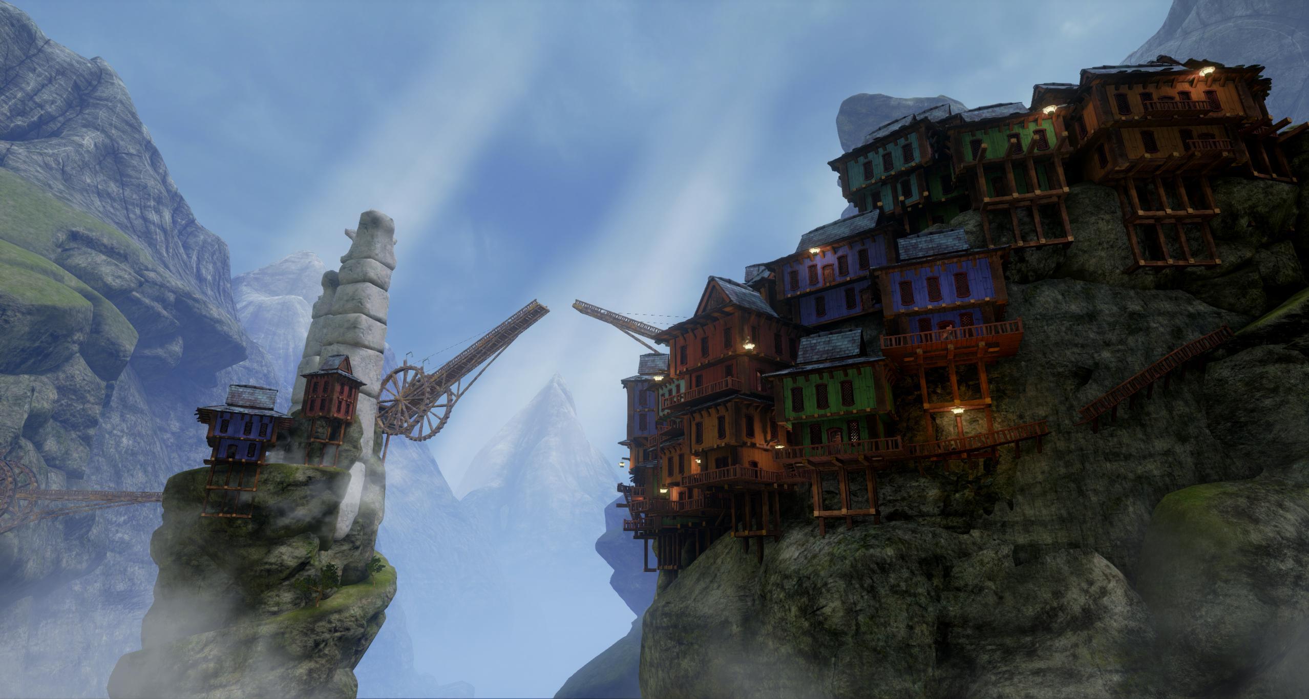 Cliff city
