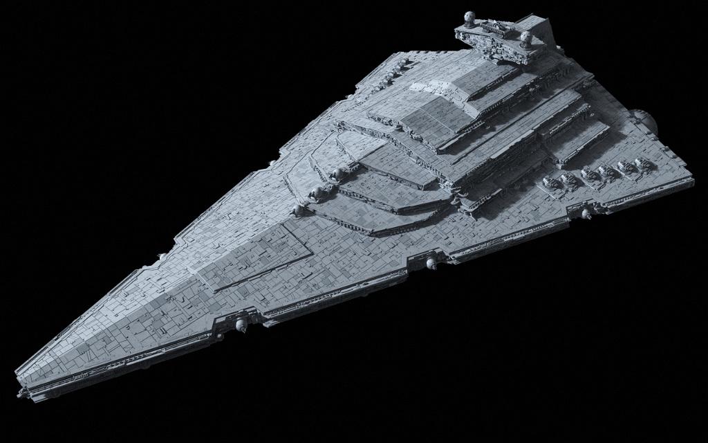 Intimidator Class Star Destroyer Image Kamikazesniper