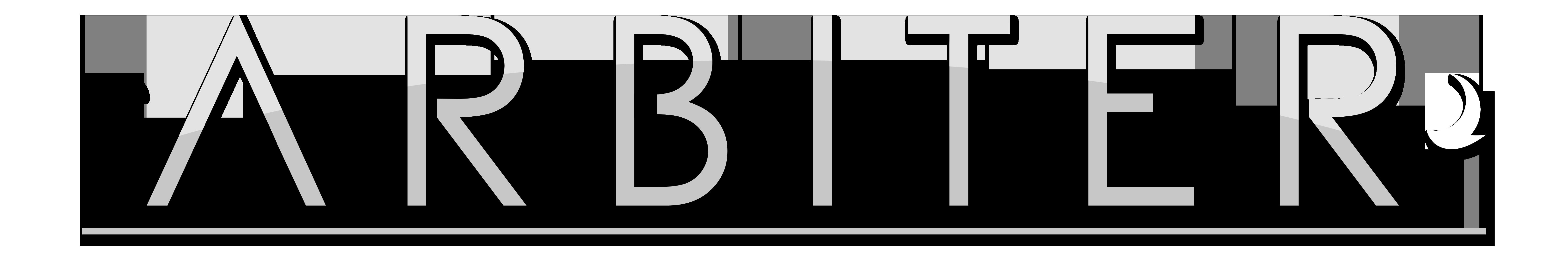 Arbiter Logo Full Resolution